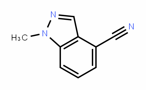 1-methyl-1H-indazole-4-carbonitrile