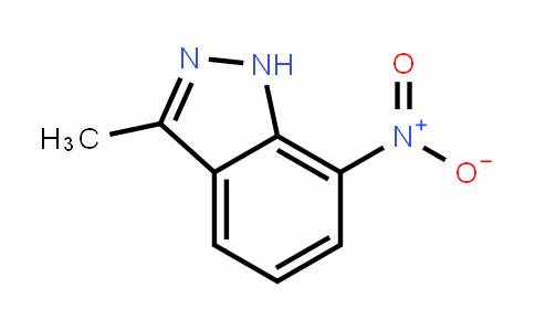 3-methyl-7-nitro-1H-indazole