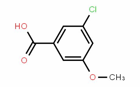 3-Chloro-5-methoxybenzoic acid