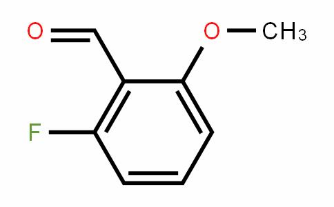2-Fluoro-6-methoxybenzaldehyde