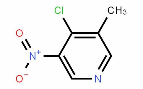 4-chloro-3-methyl-5-nitropyridine