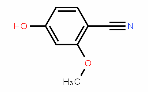 4-hydroxy-2-methoxybenzonitrile