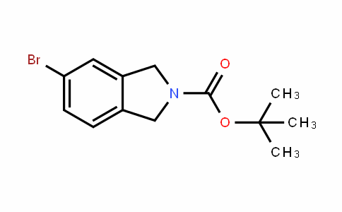 tert-butyl 5-bromoisoindoline-2-carboxylate