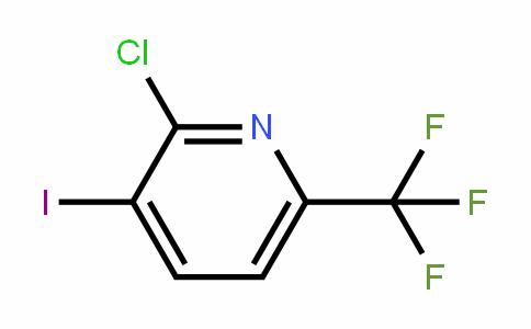 2-chloro-3-iodo-6-(trifluoromethyl)pyridine