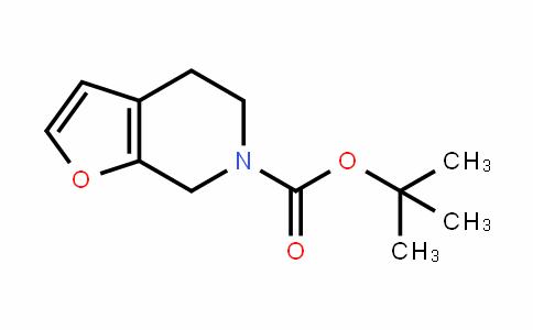 tert-butyl 4,5-dihydrofuro[2,3-c]pyridine-6(7H)-carboxylate