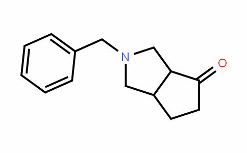 2-benzylhexahydrocyclopenta[c]pyrrol-4(2H)-one