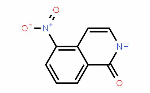 5-nitroisoquinolin-1(2H)-one