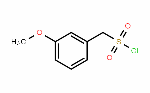(3-methoxyphenyl)methanesulfonyl chloride