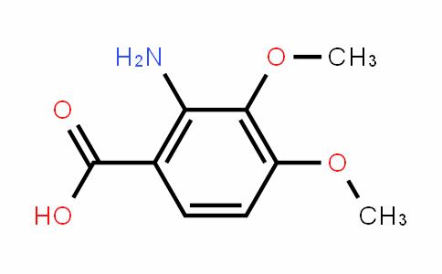 2-Amino-3,4-dimethoxybenzoic acid