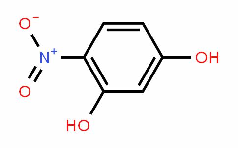 4-nitrobenzene-1,3-diol