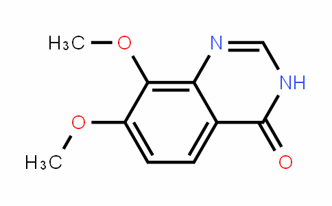 7,8-dimethoxyquinazolin-4(3H)-one