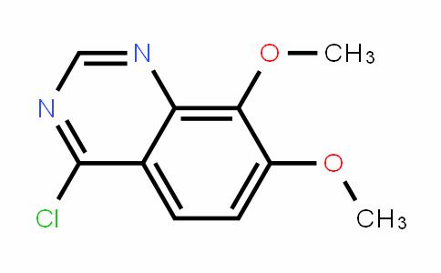 4-chloro-7,8-dimethoxyquinazoline