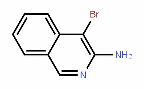 4-bromoisoquinolin-3-amine