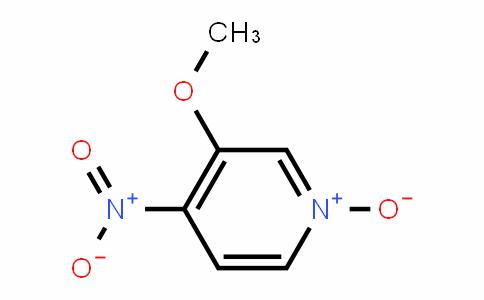 3-methoxy-4-nitropyridine 1-oxide