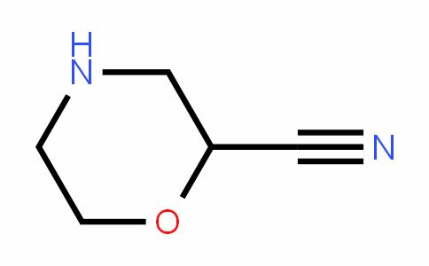 morpholine-2-carbonitrile