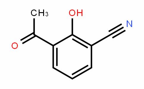 3-acetyl-2-hydroxybenzonitrile