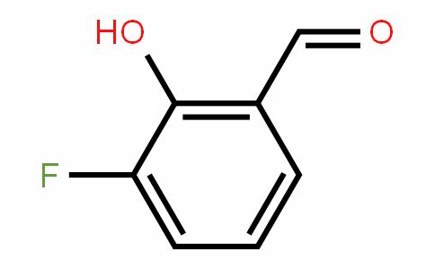 3-Fluoro-2-hydroxybenzaldehyde