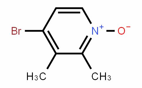 4-bromo-2,3-dimethylpyridine 1-oxide