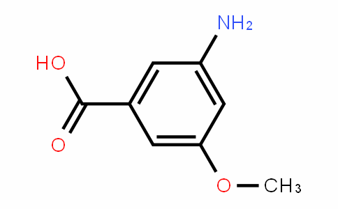 3-amino-5-methoxybenzoic acid