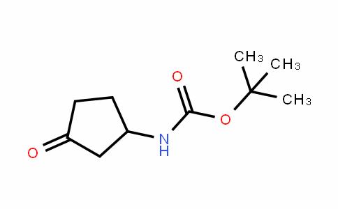 tert-butyl (3-oxocyclopentyl)carbamate