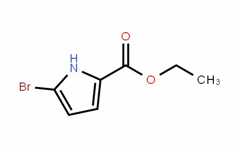Ethyl 5-bromo-1H-pyrrole-2-carboxylate