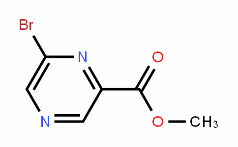 methyl 6-bromopyrazine-2-carboxylate