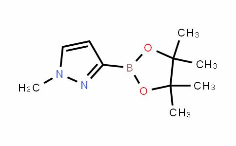 1-methyl-3-(4,4,5,5-tetramethyl-1,3,2-dioxaborolan-2-yl)-1H-pyrazole