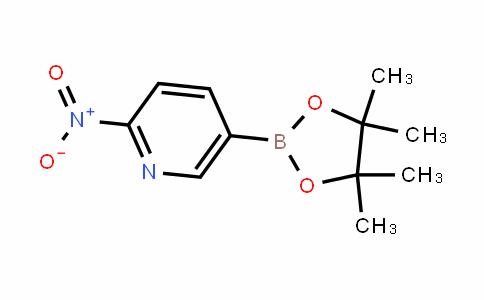 2-Nitro-5-pyridineboronic acid pinacol ester