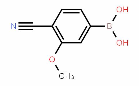 4-cyano-3-methoxyphenylboronic acid
