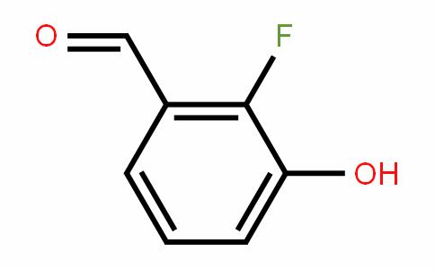 2-Fluoro-3-hydroxybenzaldehyde