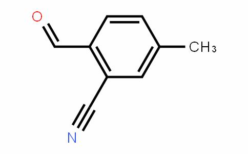 2-formyl-5-methylbenzonitrile