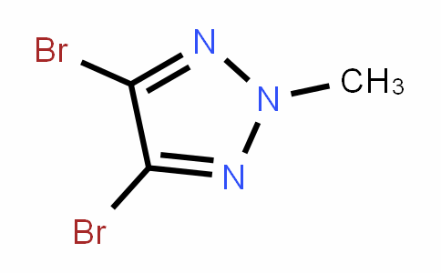 4,5-dibromo-2-methyl-2H-1,2,3-triazole