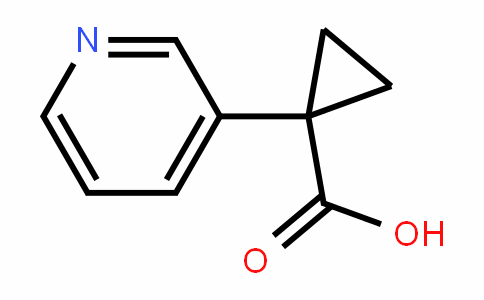 1-(pyridin-3-yl)cyclopropanecarboxylic acid