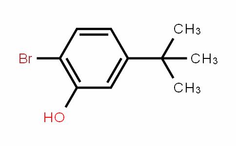 2-Bromo-5-tert-butylphenol