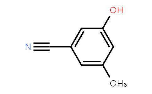 3-Hydroxy-5-methylbenzonitrile