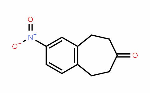 2-nitro-8,9-dihydro-5H-benzo[7]annulen-7(6H)-one