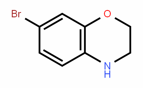7-Bromo-3,4-dihydro-2H-benzo[1,4]oxazine