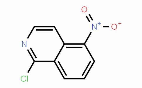 1-氯-5-消极异喹啉