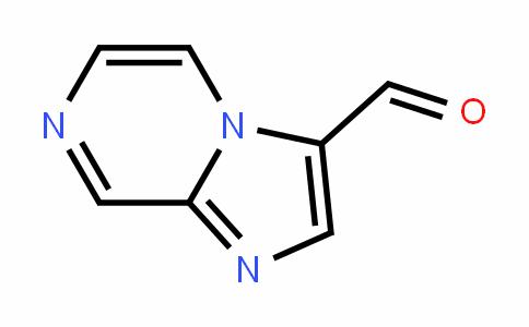 imidazo[1,2-a]pyrazine-3-carbaldehyde
