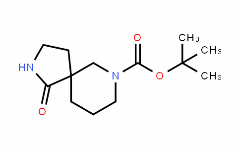 tert-butyl 1-oxo-2,7-diazaspiro[4.5]decane-7-carboxylate
