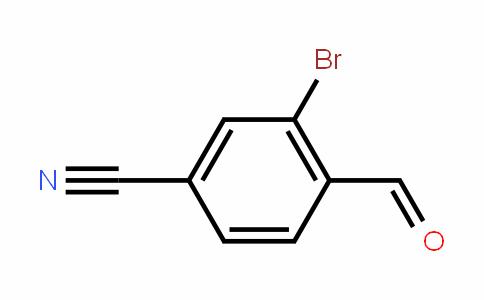 3-bromo-4-formylbenzonitrile