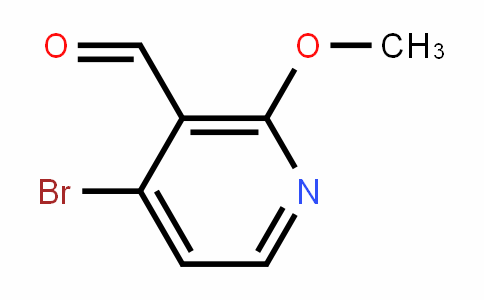 4-bromo-2-methoxynicotinaldehyde