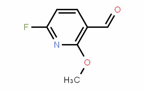 6-fluoro-2-methoxynicotinaldehyde