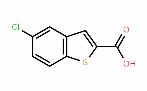 5-chlorobenzo[b]thiophene-2-carboxylic acid