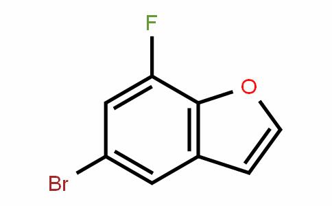 5-bromo-7-fluorobenzofuran