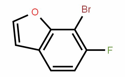 7-bromo-6-fluorobenzofuran