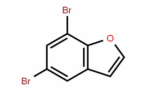 5,7-dibromobenzofuran