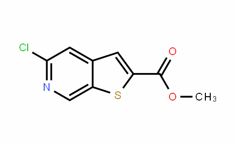 methyl 5-chlorothieno[2,3-c]pyridine-2-carboxylate