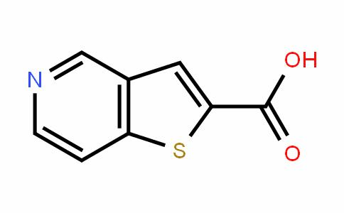thieno[3,2-c]pyridine-2-carboxylic acid