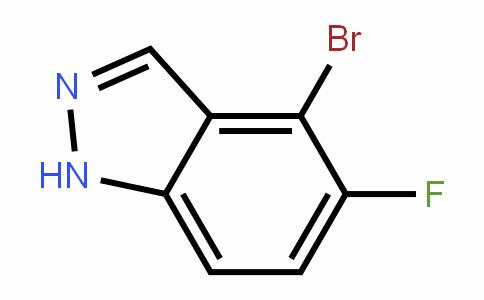 4-bromo-5-fluoro-1H-indazole